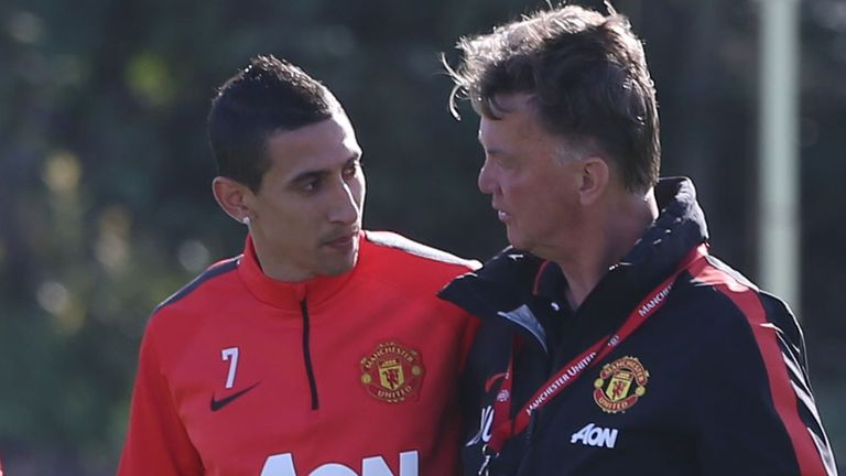 Angel di Maria: Good relations
