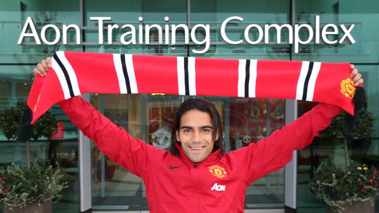 Radamel Falcao is a 'phenomenal striker', says Yorke