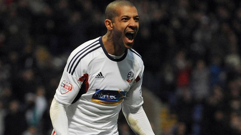 Jermaine Beckford could be leaving Bolton to join another struggling Championship side Fulham.