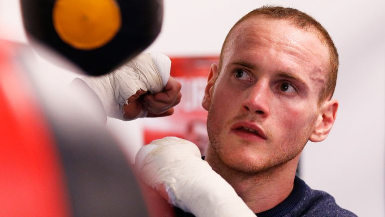 George Groves: has his eyes back on the prize - and will win it, says Jamie Moore