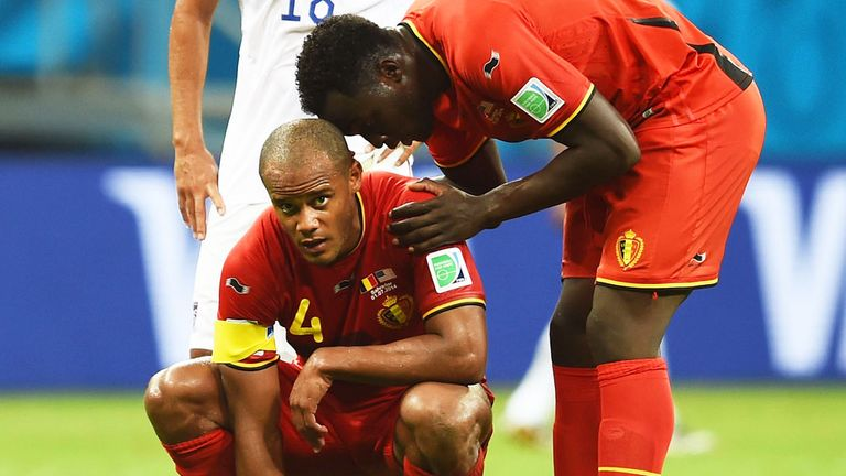 Vincent Kompany: Injury fears eased