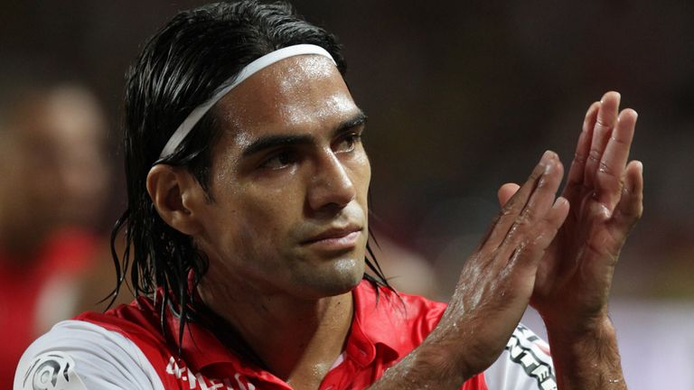 Radamel Falcao: Moved on from Monaco