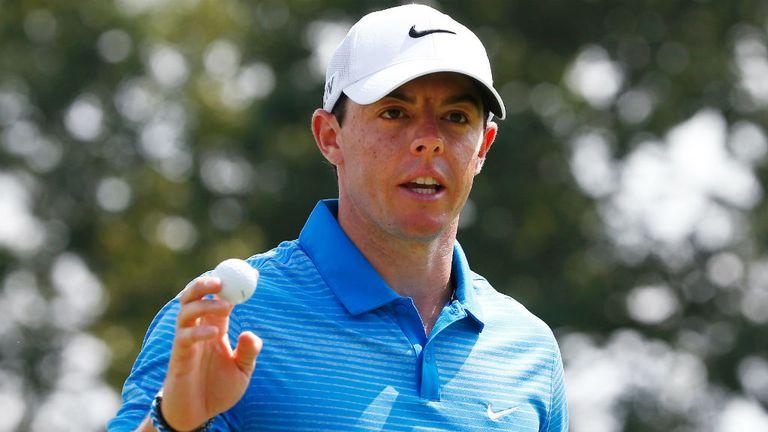 Rory McIlroy wins PGA of America award