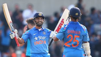 Ajinkya Rahane: India batsman has made most of chance to open in ODIs