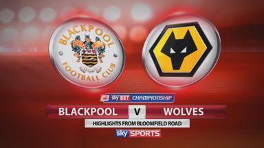 Blackpool 0-0 Wolves