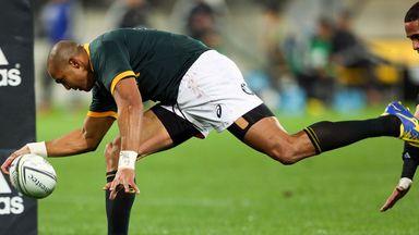 Cornal Hendricks: Winger returns to South Africa XV