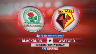 Blackburn 2-2 Watford