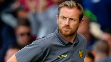 Gary Rowett: joined Birmingham City on Monday.