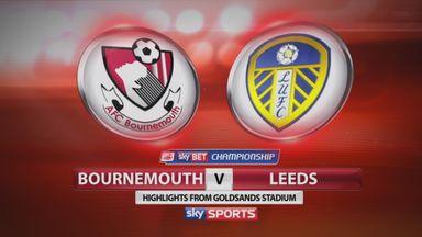 Bournemouth 1-3 Leeds