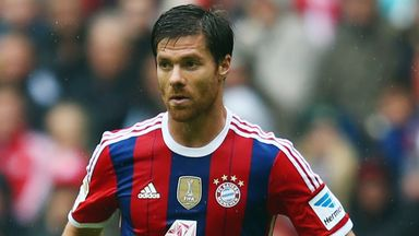 Xabi Alonso: Happy to collect all three points