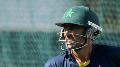 Younis Khan: Included in Test squad