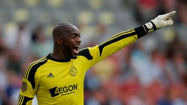 Kenneth Vermeer: Set to join Feyenoord from Ajax on a four-year deal