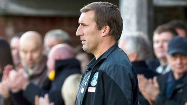 Alan Stubbs: Watched Hibs' stalemate
