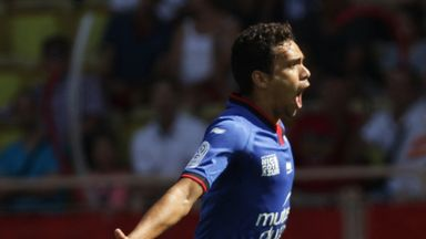 Carlos Eduardo: Scored five times on Sunday
