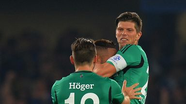 Klaas-Jan Huntelaar: A target for Bundesliga rivals Wolfsburg