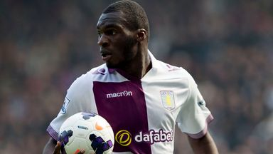 Christian Benteke: Closing on a return from Achilles injury