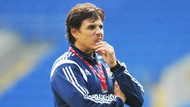 Chris Coleman: Wales boss believes his youngsters can shine European qualifiers
