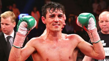 Anthony Crolla: Determined to fight again