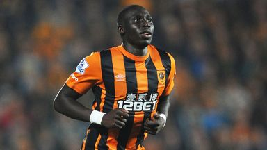 Mohamed Diame: Has suffered slight setback in road to recovery