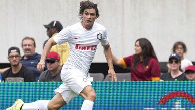 Dodo: The Inter Milan defender gets Brazil call up