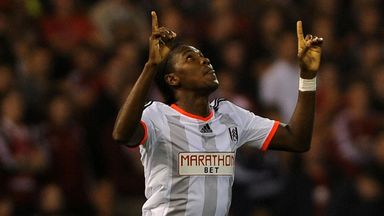 Hugo Rodallega: Has nine goals in 22 games