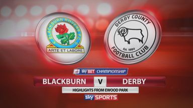 Blackburn 2-3 Derby
