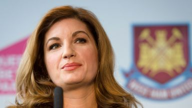 fifa live scores - Karren Brady says West Ham board 'takes full responsibility' for current 'predicament'