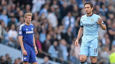 Andre Schurrle: Chelsea forward left deflated by Frank Lampard
