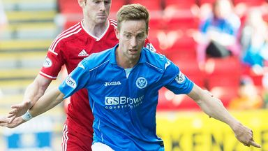 Steven MacLean: St Johnstone striker may be out for six months because of injury