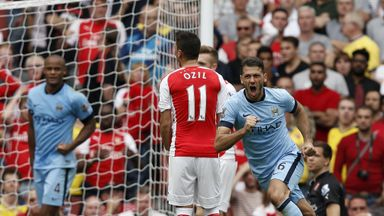Martin Demichelis: Remains a regular in the Manchester City side