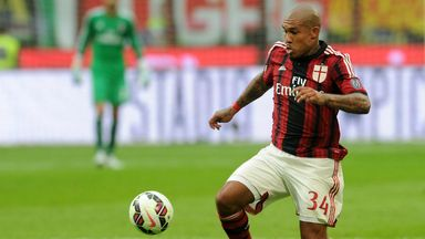 Nigel de Jong: New deal at AC Milan won