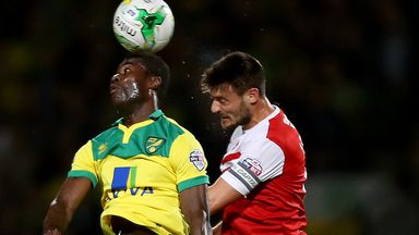 Alexander Tettey: Should be fit for Norwich