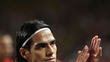 Radamel Falcao: Statement on intent