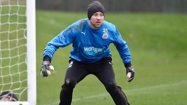 Rob Elliot: Newcastle