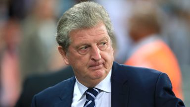 Roy Hodgson: Has defended his players