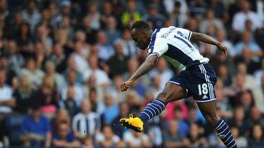 Saido Berahino: Four goals in past three games