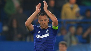 John Terry: Set to be handed a new deal by Chelsea