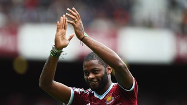 Alex Song: Hoping to make an impression