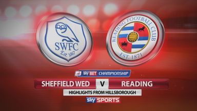 Sheffield Wednesday 1-0 Reading