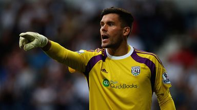 Ben Foster: West Brom goalkeeper has enjoyed working under newly-arrived manager Tony Pulis