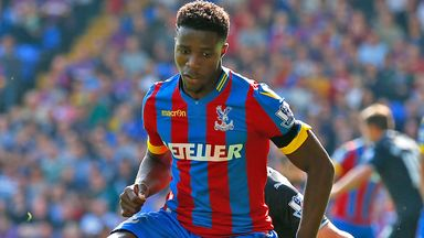 Wilfried Zaha: Not giving on Manchester United career