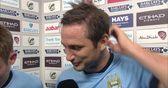 Lampard goal denies Chelsea