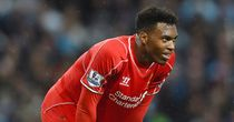 Daniel Sturridge: Could be out for another six weeks