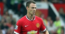 Jonny Evans: Faces spell out of Manchester United's first team