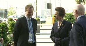 'City in the Community' gets a Royal visit