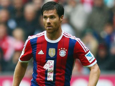 Xabi Alonso: Likely to return to Bayern team on Tuesday