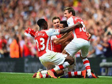 Jeff backs Arsenal to beat Aston Villa 2-0
