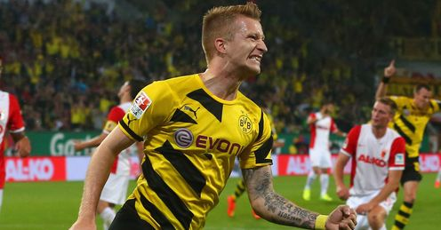 Marco Reus: Manchester United and Liverpool could miss out on the forward
