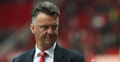 Louis van Gaal: Manchester United boss believes playing in Europe is beneficial