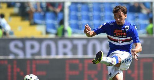Manolo Gabbiadini: Spurs are eyeing the Sampdoria striker